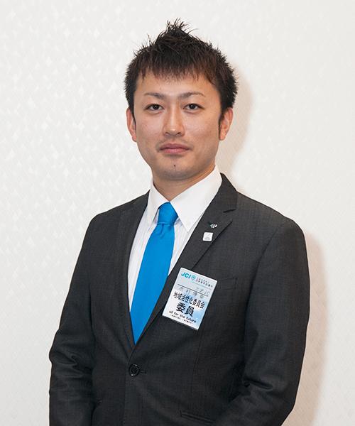 青年会議所メンバー 木村 博幸