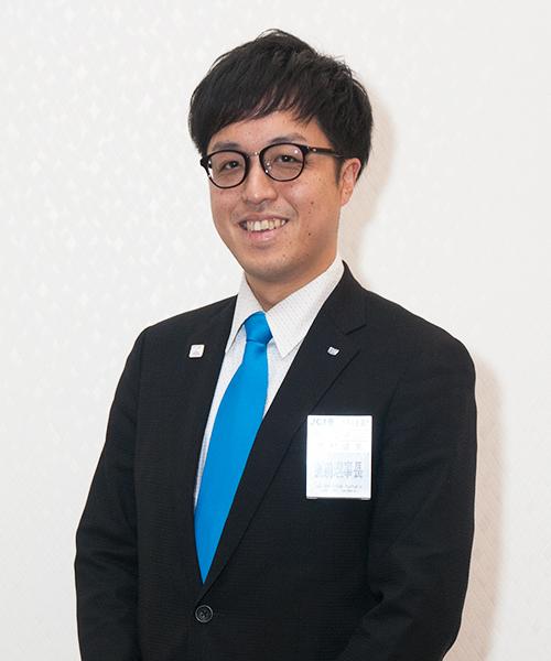 青年会議所メンバー 西村 盛男