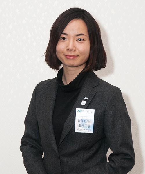 青年会議所メンバー 大野 晶子