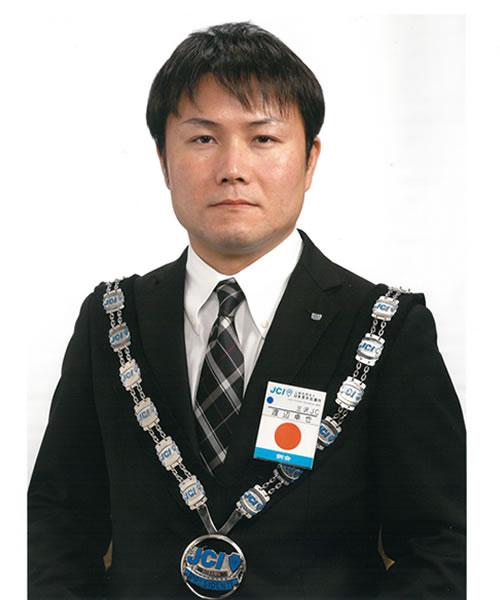 青年会議所メンバー 渡辺 卓也